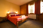 First Floor Apart with Matrimonial Bed+2beds(4PAX) at Hotel | Padre de Agostini, El Calafate, Santa Cruz, Argentina